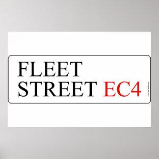 Fleet Street Posters