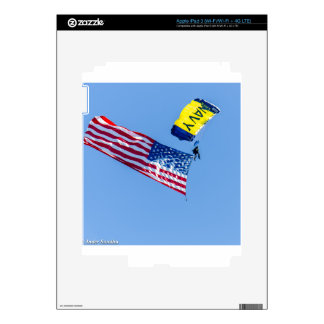 Fleet week  San Francisco 2015 iPad 3 Decal