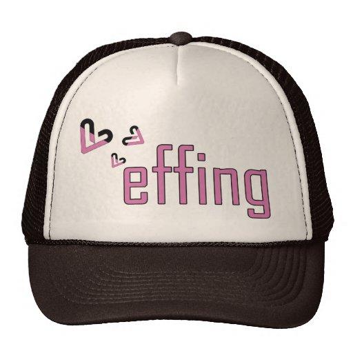 fleeting heart hats