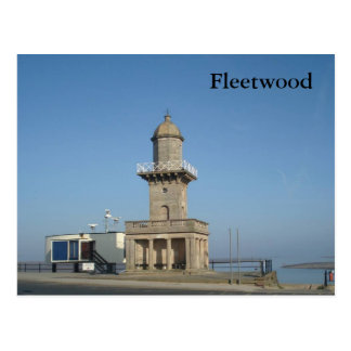 Fleetwood Lower Lighthouse Post Cards