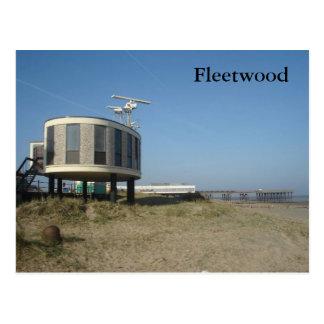 Fleetwood Postcard