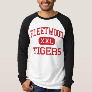 Fleetwood - Tigers - Area - Fleetwood Pennsylvania T-Shirt