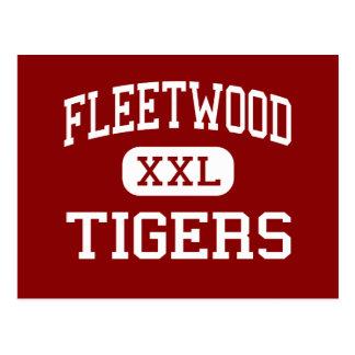 Fleetwood - Tigers - Middle - Fleetwood Postcard