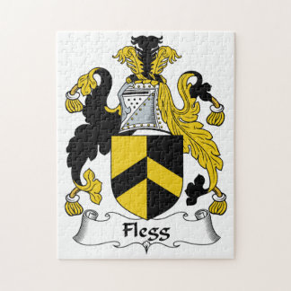Flegg Family Crest Puzzles