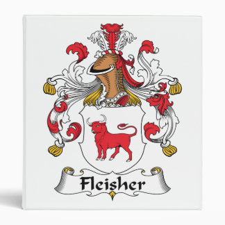Fleisher Family Crest Binders