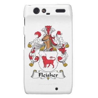 Fleisher Family Crest Motorola Droid RAZR Covers