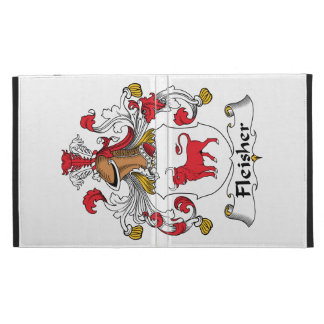 Fleisher Family Crest iPad Case