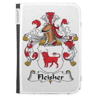 Fleisher Family Crest Kindle Keyboard Case