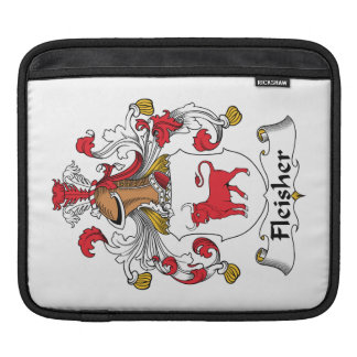 Fleisher Family Crest iPad Sleeves