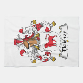 Fleisher Family Crest Towel