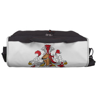 Fleisher Family Crest Laptop Commuter Bag