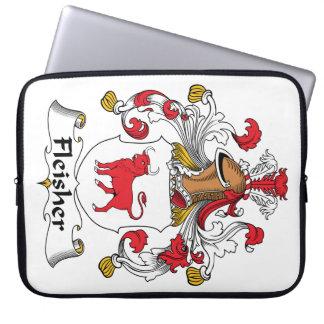 Fleisher Family Crest Laptop Sleeve