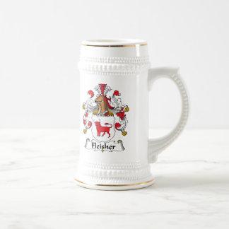 Fleisher Family Crest Mug