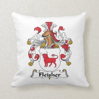 Fleisher Family Crest Pillows