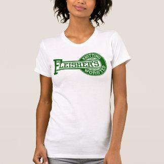 Fleisher's Yarn logo T-Shirt