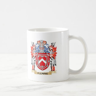 Fleming Coat of Arms - Family Crest Coffee Mug
