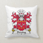 Fleming Family Crest Pillows