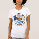 Fleming Family Crest T-shirts