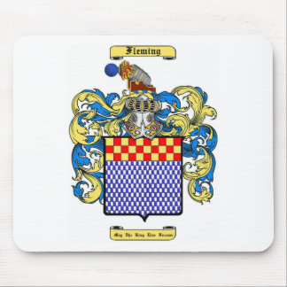 Fleming (irish) mouse pad