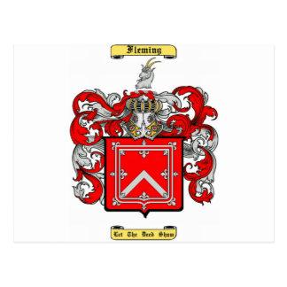 fleming (scottish) postcard