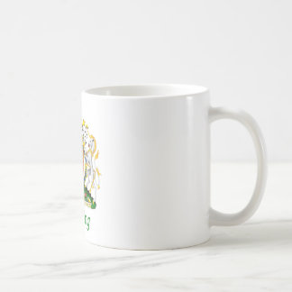 Fleming Shield of Great Britain Coffee Mug