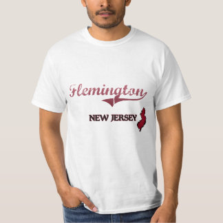 Flemington New Jersey City Classic T-Shirt