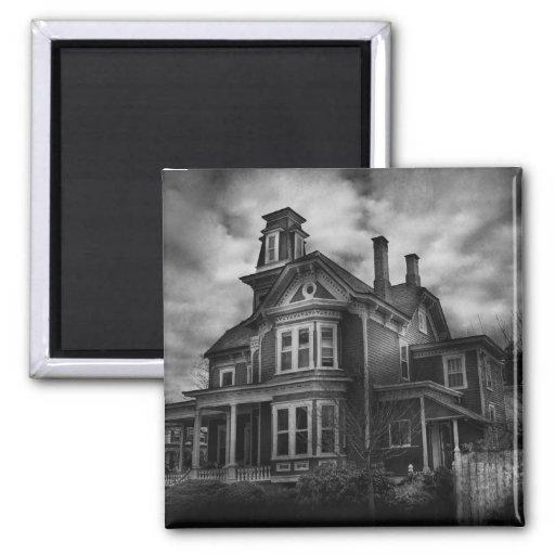 - Flemington, NJ - ciudad fantasmagórica frecuenta Imán Cuadrado