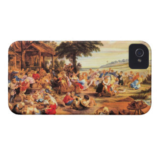 Flemish Kirmes by Paul Rubens Case-Mate iPhone 4 Case