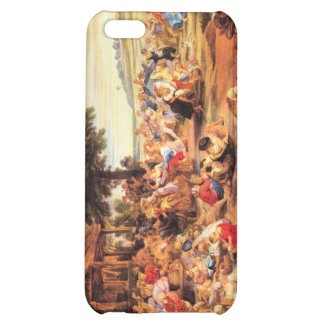 Flemish Kirmes by Paul Rubens iPhone 5C Cases
