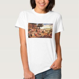 Flemish Kirmes by Paul Rubens T Shirt