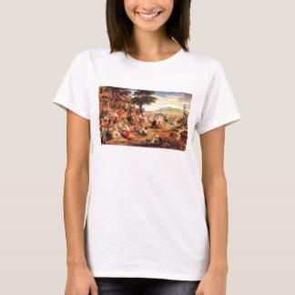 Flemish Kirmes by Paul Rubens T-Shirt