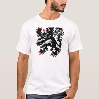 Flemish Lion. T-Shirt