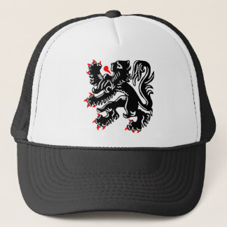 Flemish Lion. Trucker Hat
