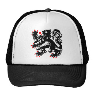 Flemish Lion. Trucker Hat
