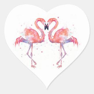 FLEMISH LOVE HEART STICKER