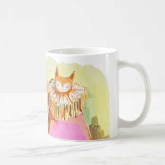 Flemish Neon Cat Mug