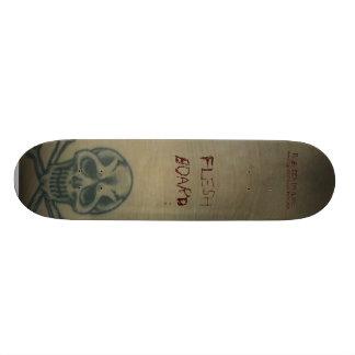 FLESH BOARD; Rebecca Pauline Skateboard Deck