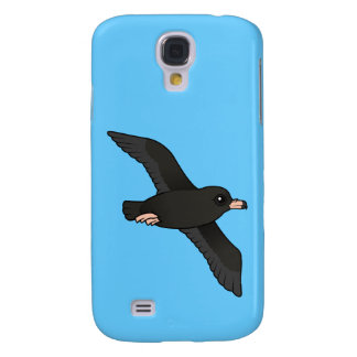 Flesh-footed Shearwater (flying) Galaxy S4 Case