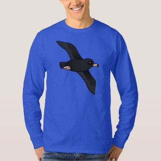 Flesh-footed Shearwater (flying) Tee Shirt