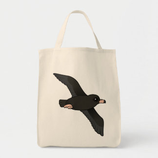 Flesh-footed Shearwater (flying) Tote Bag