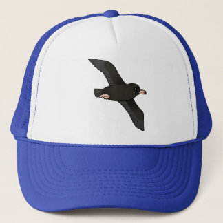 Flesh-footed Shearwater (flying) Trucker Hat