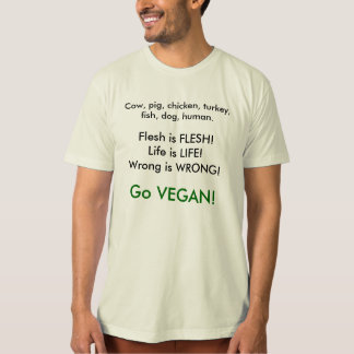 Flesh is FLESH! T-Shirt