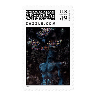 """Flesh"" postage stamps"