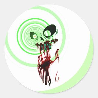 fleshy sticker