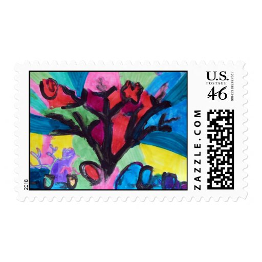 Fletcher Adcock Postage Stamps
