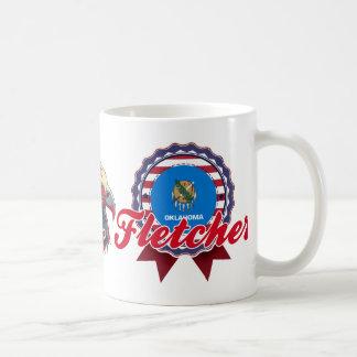 Fletcher, AUTORIZACIÓN Taza De Café
