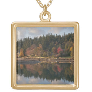 Fletcher Bay Gold Plated Necklace