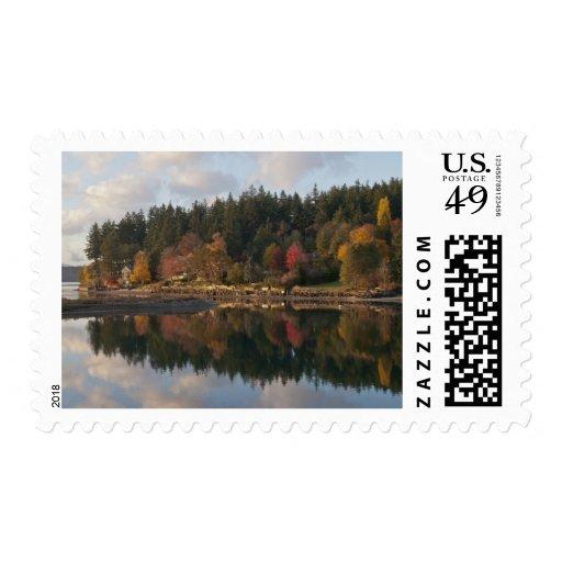 Fletcher Bay Stamp