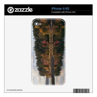 Fletcher Bay Skins For iPhone 4S