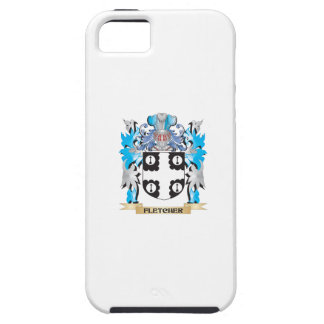 Fletcher Coat of Arms - Family Crest iPhone 5 Case